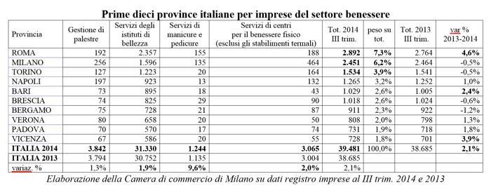 palestre-statistica-italia