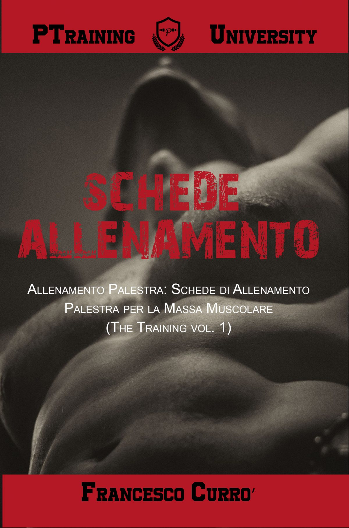 SCHEDE PALESTRA - THE TRAINING VOL.1 FRONTE
