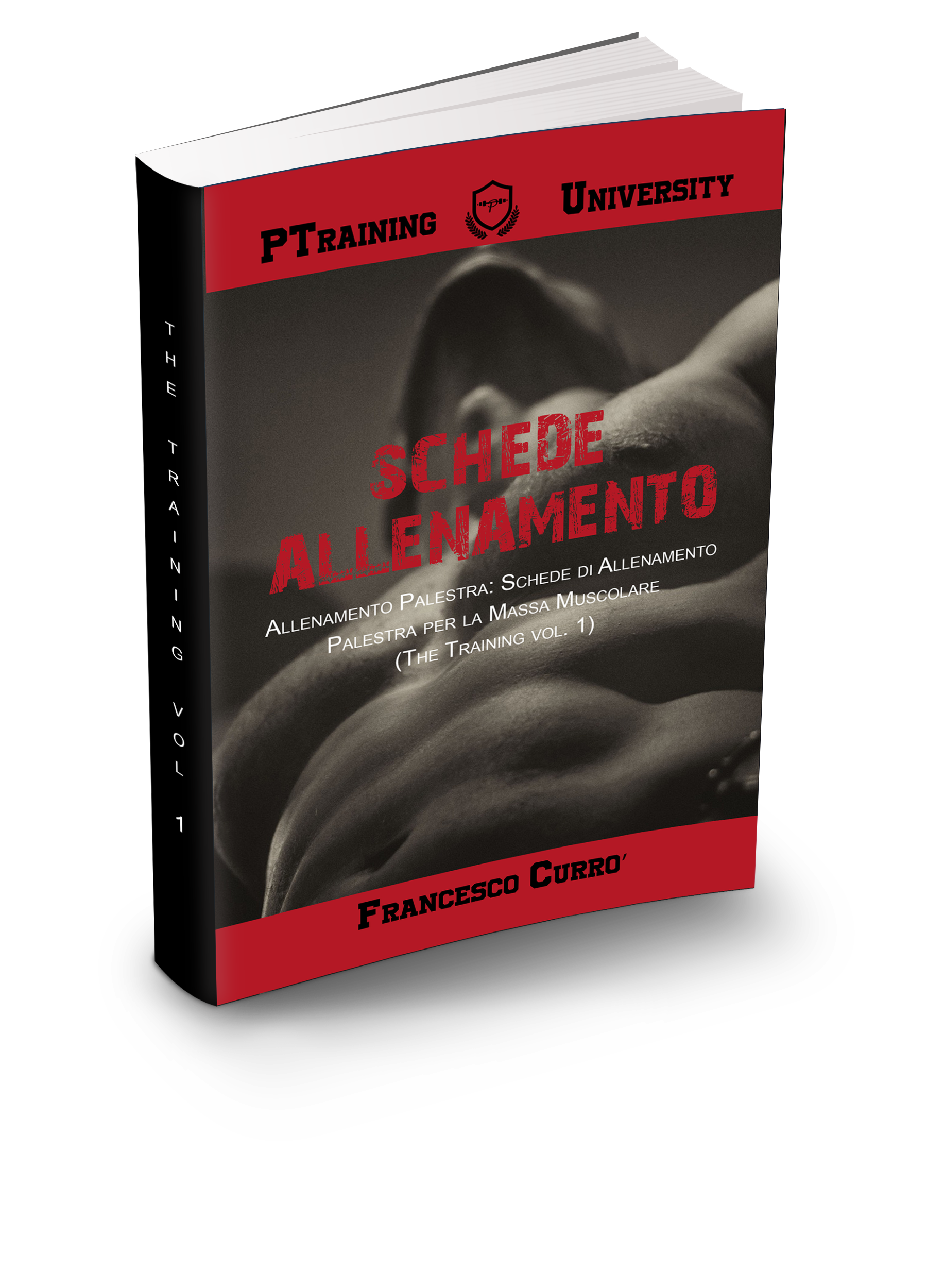 SCHEDE ALLENAMENTO PALESTRA - THE TRAINING VOL.1 3D