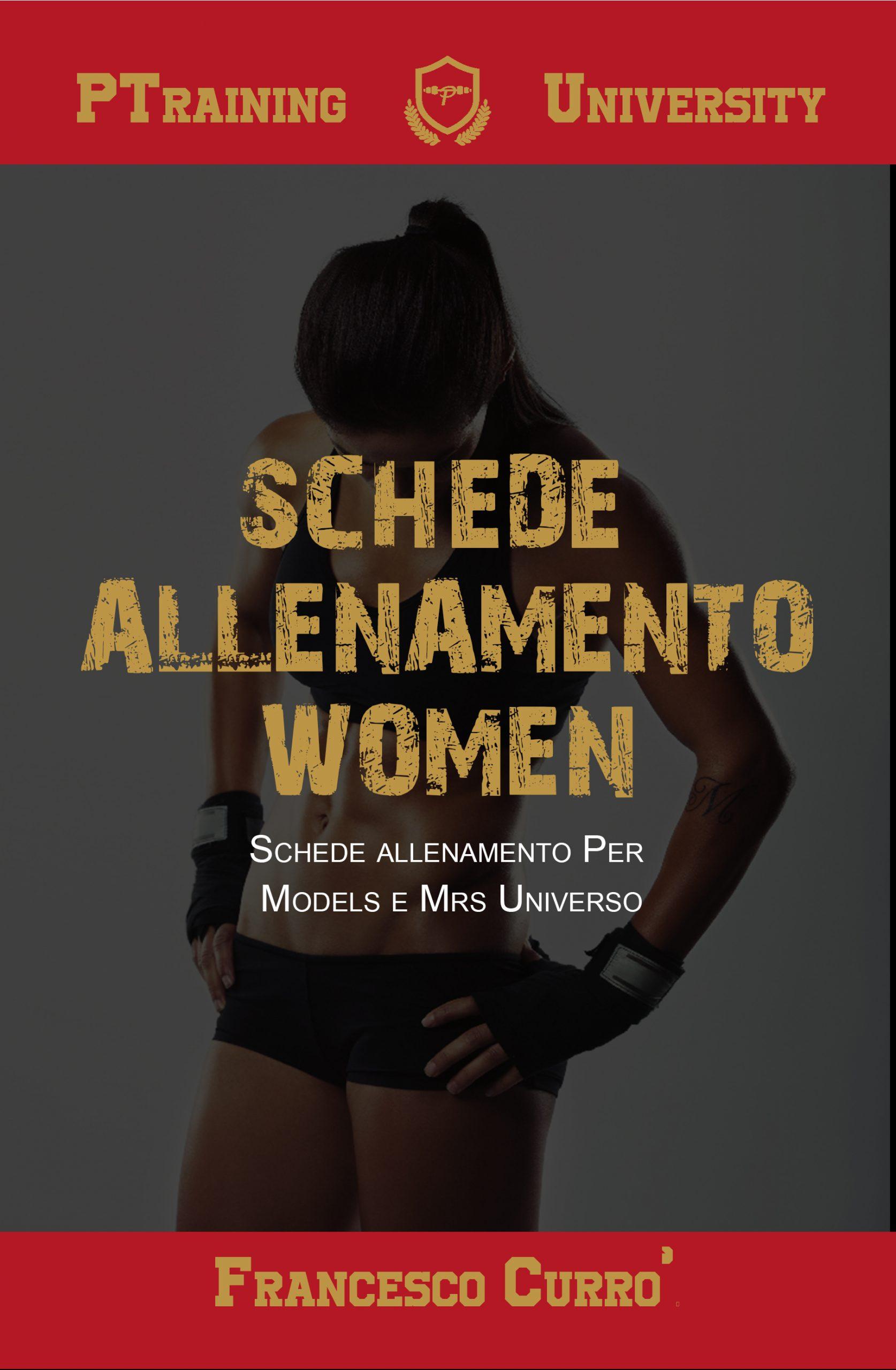 schede allenamento woman ebook