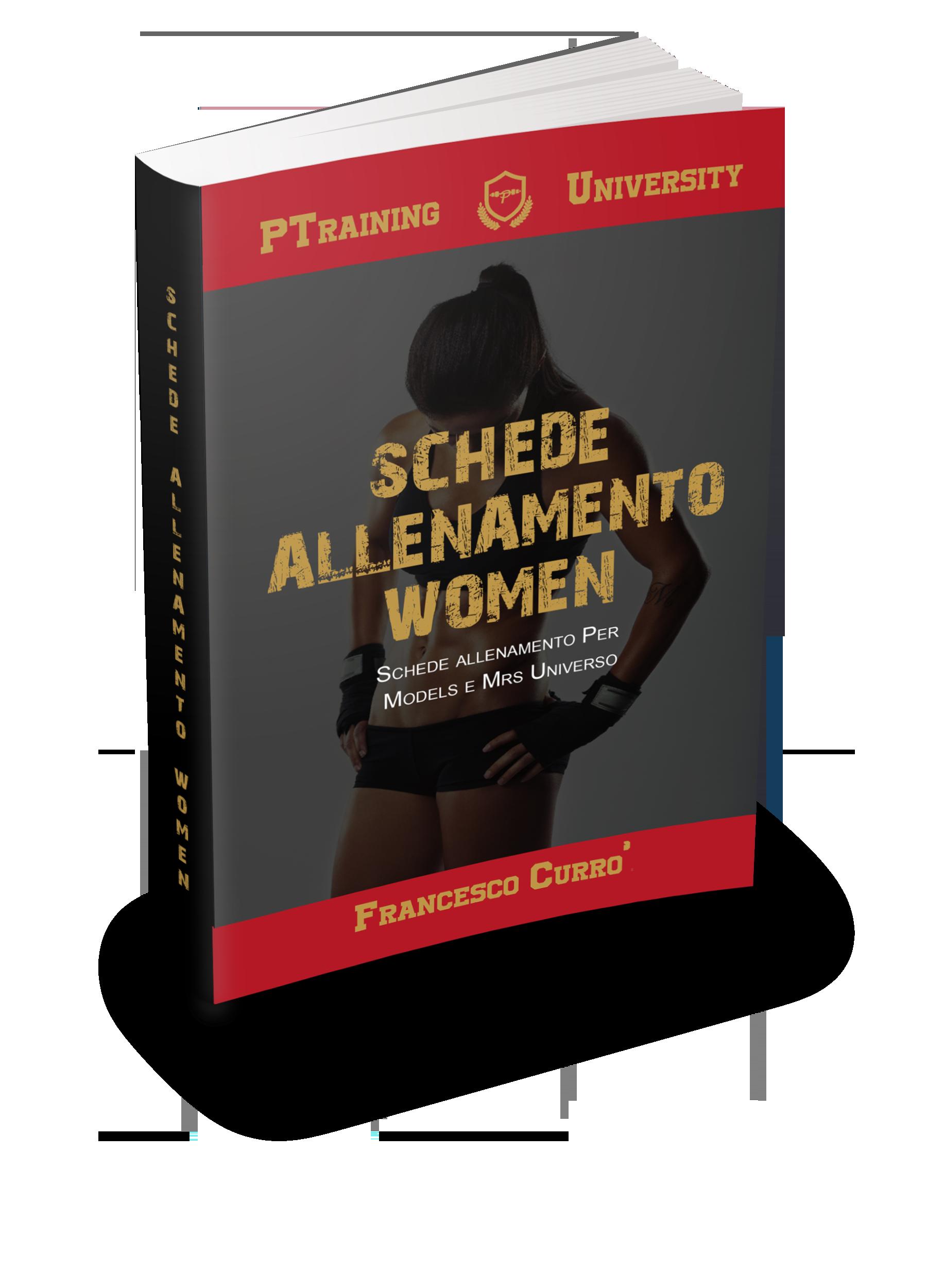 schede allenamento woman3D